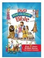 DVD-Read & Share Bible Set