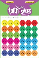 Happy Face Minis: Faith That Sticks