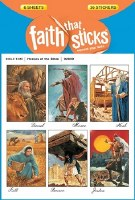 Heroes of the Bible: Faith That Sticks