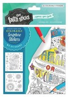 Colorable Stickers,Josh1:9