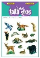 Stickers, Woodland Wonders