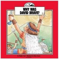 Wonder Books - Why was David Brave?