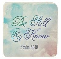 Decor Block - Psalm 46:10