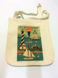 Lighthouse Geo Tote