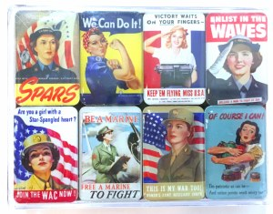 Women WW2 Magnet