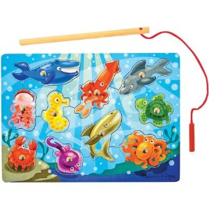 Magnetic Puzzle Fishing