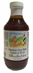 Minorcan Barbecue Sauce