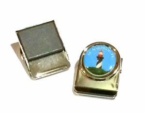 Magnet-Metal clip