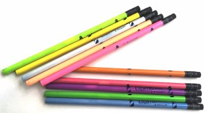 Pencil heat change