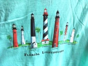 Fl Lighthouse T-shirts M  Gr
