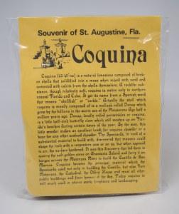 Coquina in a bag