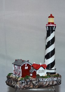 Replica w/ Keepers' House