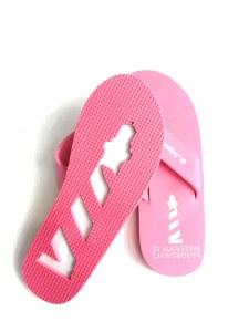 Flip-Flops Adult XS Pink