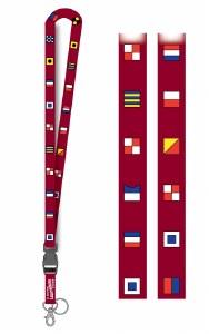 Neckstrap Signal Flags