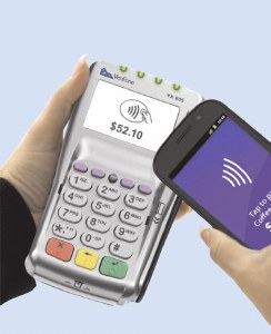 Verifone PIN Pad with EMV+NFC