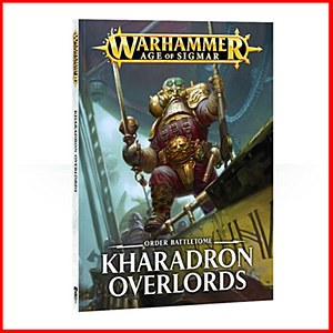 Age of Sigmar : Order Battletome : Kharadron Overlords