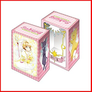 Weiss Schwarz : Cardcaptor Sakura Clear Card : Supplies
