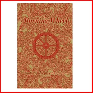 GHQ1700 Burning Wheel Burning Wheel Codex