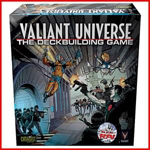 Valiant Universe Deck Building