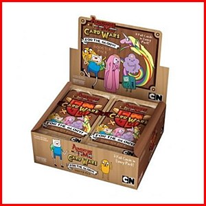 Adventure Time Card Wars : For the Glory Booster Box