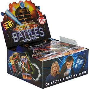Dr Who Battles in Time