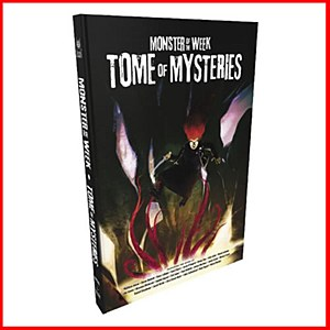 Monster of the Week RPG : Tome of Mysteries