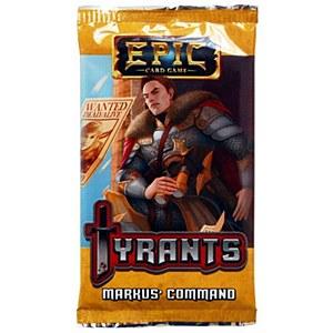 Epic : Tyrants Markus Command