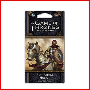 A Game of Thrones : For Family Honor : Chapter Pack