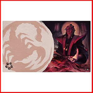 Master of Secrets : Legend of the Five Rings Playermat : Scorpion Clan