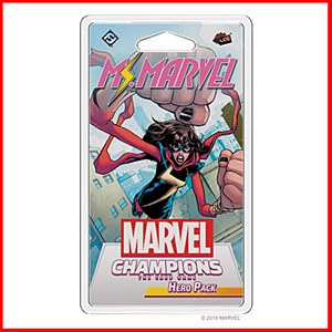 Marvel Champions : Ms. Marvel Hero Pack