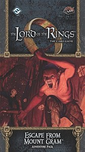 Lord of the Rings : Escape From Mount Gram : Adventure Pack