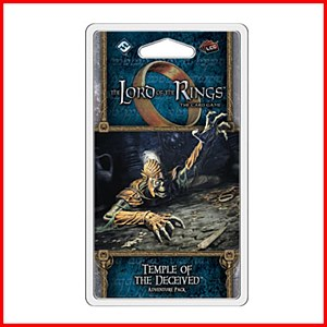 Lord Of The Rings LCG : Temple of the Deceived : Adventure Pack