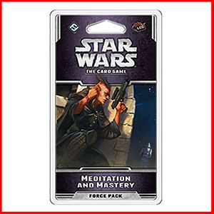 Star Wars : Meditation and Mastery : Force Pack