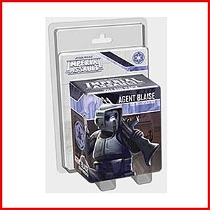 Star Wars Imperial Assault : Agent Blaise Villain Pack
