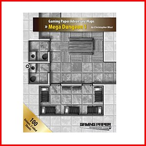 The Mega Dungeon 1 Set
