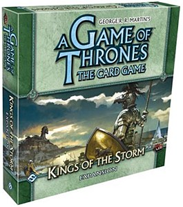 A Game of Thrones : Kings of the Storm : Expansion