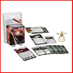 Star Wars Imperial Assault : Han Solo Ally Pack