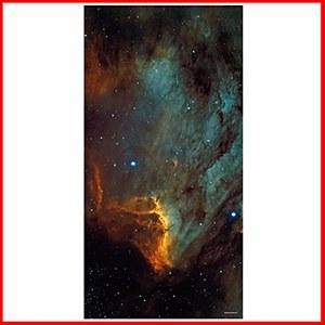 IC5070: Pelican Nebula: 6ft x 3ft