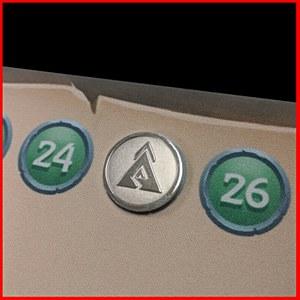 Lightseekers : Health Token : Mountain