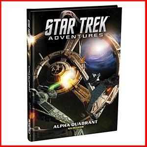 Star Trek Adventures : Alpha Quadrant