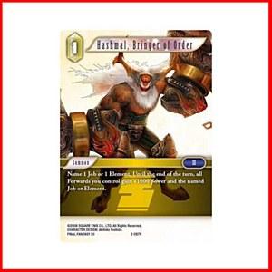 Hashmal, Bringer of Order Foil (2-087R)