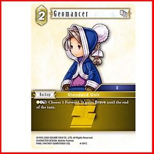 Geomancer Foil (4-091C)