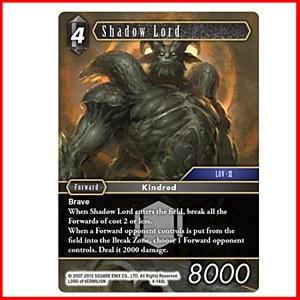 Shadow Lord Foil (4-148L)