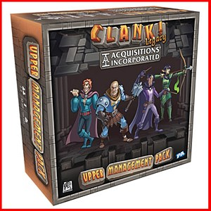 Clank! Legacy : Acquisitions Incorporated Upper Management Pack