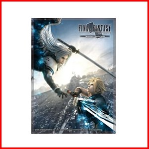 Final Fantasy TCG : Card Sleeves : Cloud vs. Sephiroth (60)
