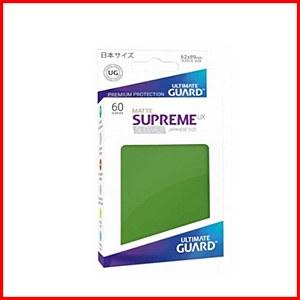Ultimate Guard : Supreme UX : Japanese Size : Matte Green : (60)