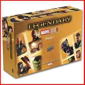Legendary : Marvel Studio 10th Anniversary Deck Building Game