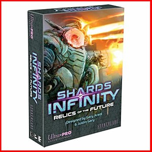 Shards of Infinity : Relics of the Future Expansion