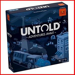 Untold : Adventures Await