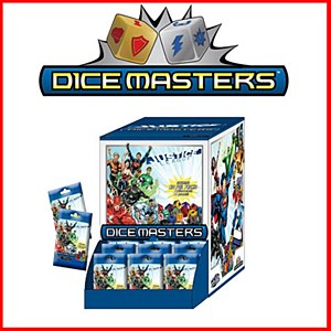Justice League : Dice Masters Booster